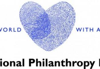 2020 National Philanthropy Day logo